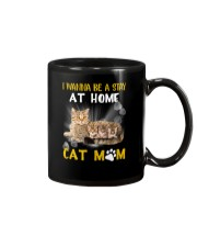 Apollo Cat Mom Family Mug thumbnail