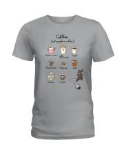 Catffee 2311 Ladies T-Shirt thumbnail