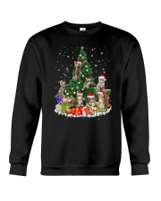 Cat Christmas Tree 2709 Crewneck Sweatshirt tile