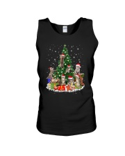 Cat Christmas Tree 2709 Unisex Tank thumbnail