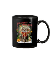 Cat Jingle bells Mug thumbnail