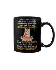 Cat Pawprints Mug thumbnail