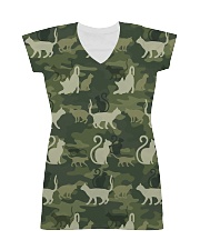 Cat Camo All-over Dress thumbnail