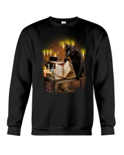 Black Cat Magic 1708 Crewneck Sweatshirt thumbnail