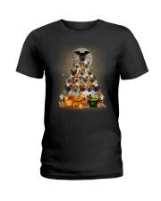 Siamese X-Halloween Ladies T-Shirt thumbnail