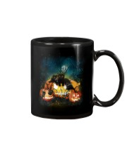 Black Cat Halloween Mug thumbnail