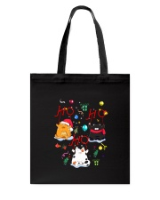 Cat - Hohoho Tote Bag tile