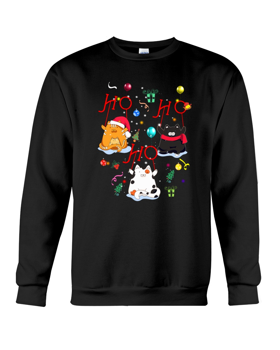Cat - Hohoho Crewneck Sweatshirt