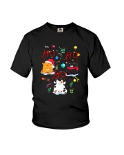 Cat - Hohoho Youth T-Shirt thumbnail