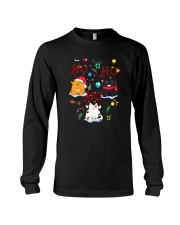 Cat - Hohoho Long Sleeve Tee thumbnail