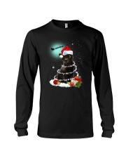Black Cat Snow Wind 2209 Long Sleeve Tee thumbnail