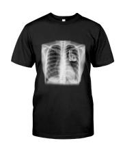 Skull Cat  Classic T-Shirt thumbnail