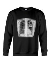 Skull Cat  Crewneck Sweatshirt front