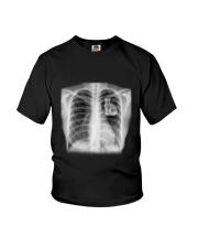 Skull Cat  Youth T-Shirt thumbnail