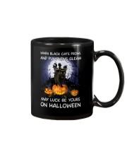 Black cat prowl 3007 Mug thumbnail