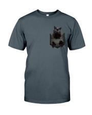 Chantilly pocket 2011 Classic T-Shirt thumbnail