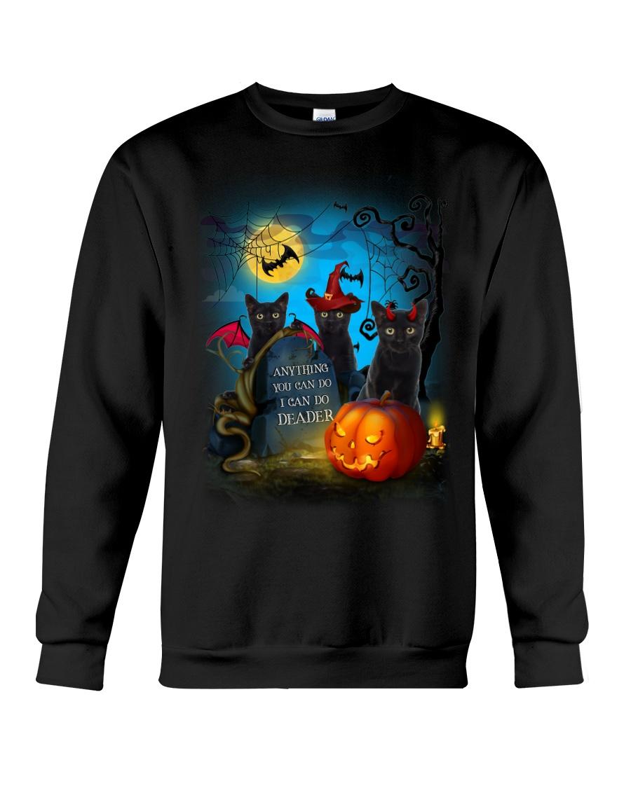 I Can Do Deader Crewneck Sweatshirt