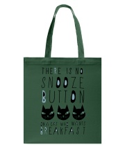 Cat Snooze Button 2611 Tote Bag thumbnail