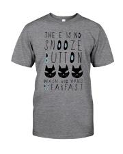 Cat Snooze Button 2611 Classic T-Shirt thumbnail