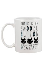 Cat Snooze Button 2611 Mug back