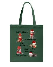 Soft Kitty Warm Kitty Tote Bag thumbnail