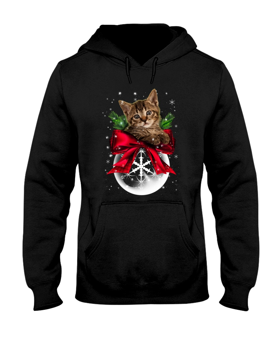 NYX - Cat Noel - 0510 - A25 Hooded Sweatshirt