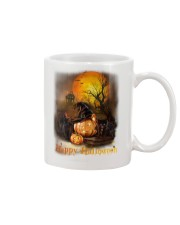 Black Cat Halloween Mug thumbnail