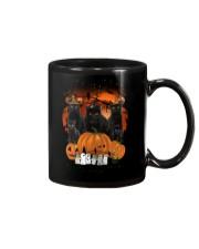 ZEUS - Black Cat Great Halloween - 0709 - A5 Mug thumbnail