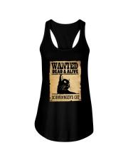 Schrodinger s Cat 150319 Ladies Flowy Tank thumbnail