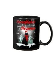 Kisses From Heaven Black Cat Mug thumbnail
