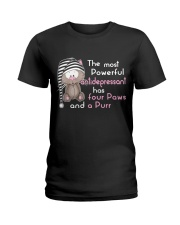 The Most Powerful Ladies T-Shirt thumbnail