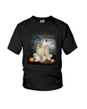 Persian Halloween Youth T-Shirt thumbnail