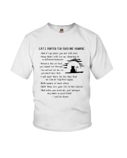 Cats prayer Youth T-Shirt tile