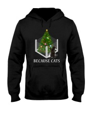 Cat do trick 2310 Hooded Sweatshirt thumbnail