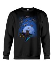 Cat with bats 2007 Crewneck Sweatshirt thumbnail