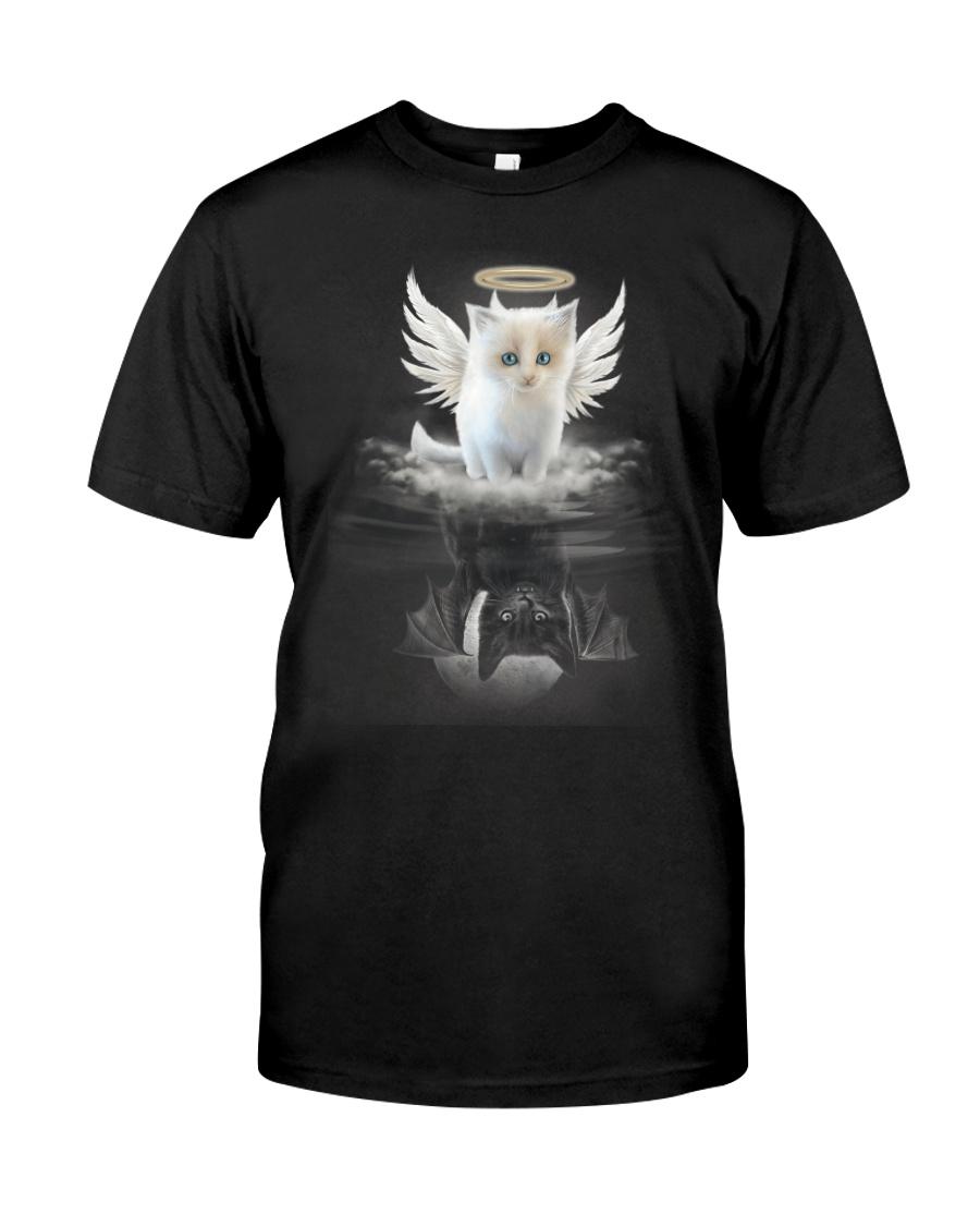 Angel And Devil Classic T-Shirt