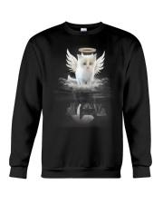 Angel And Devil Crewneck Sweatshirt thumbnail
