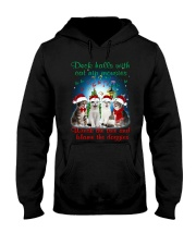 Cat Falala Hooded Sweatshirt thumbnail