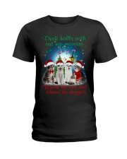 Cat Falala Ladies T-Shirt thumbnail