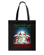 Cat Falala Tote Bag thumbnail