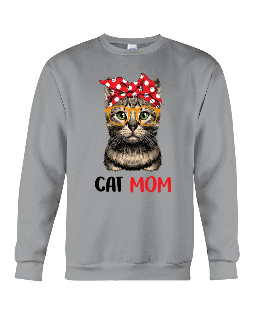 Bengal Mom Crewneck Sweatshirt