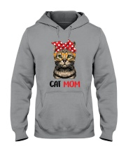 Bengal Mom Hooded Sweatshirt thumbnail