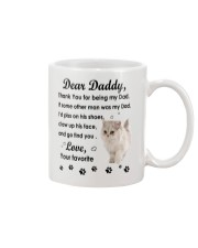 Persian Dear Daddy Cat Mug 2301 Mug front