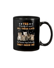 Cat I really do need 1608 Mug thumbnail