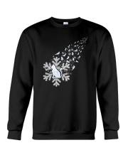 Cat Snow 1510 Crewneck Sweatshirt front