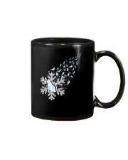Cat Snow 1510 Mug thumbnail