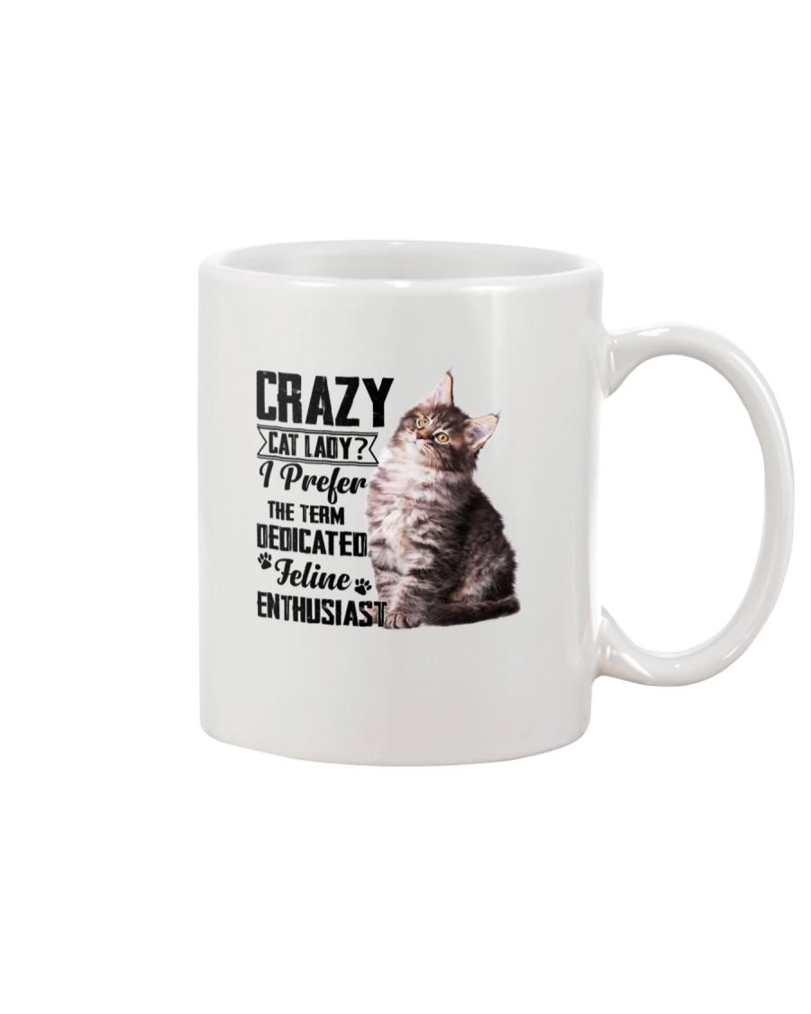 Crazy cat Lady 1910 Mug