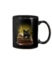 Black Cat My New Bookmark Mug thumbnail