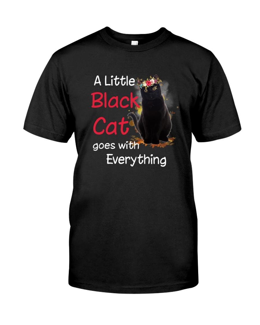 Little black cat Classic T-Shirt