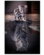 Cats Believe in Yourself 16x24 Poster front